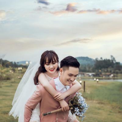 Chụp ảnh cưới đẹp tại Hà Nội - Ngoại thành 3