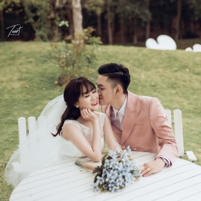 Chụp ảnh cưới đẹp tại Hà Nội - Ngoại thành 7