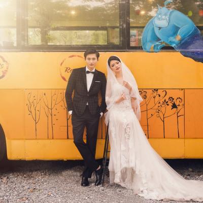 Chụp ảnh cưới đẹp tại Hà Nội - Ngoại thành